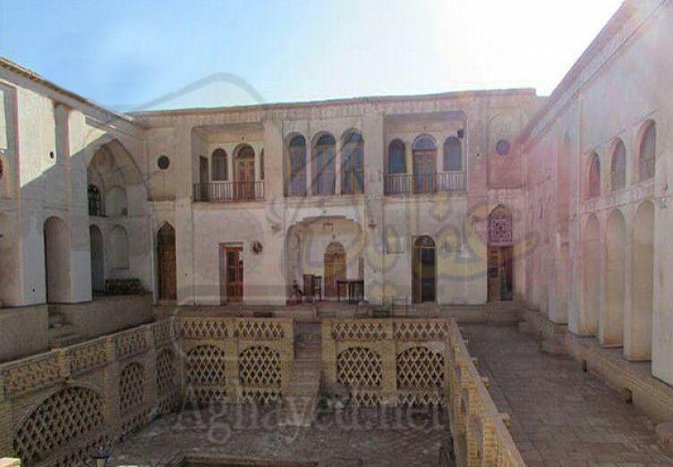 خانه میرزا محمد باقر همدانی (ره)
