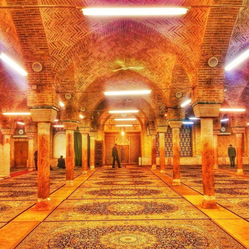 مسجد حاج آقا علی