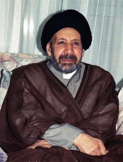 مرحوم آقای حاج سيد علی موسوی (اعلی الله مقامه)