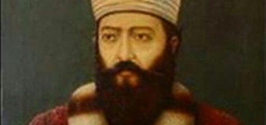 قاجاریه, عباس قلی میرزا, رستم خان, پدر, ابراهیم خان ظهیر الدوله