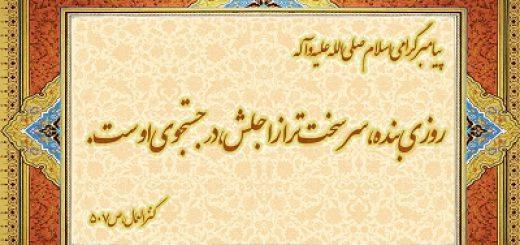 محمد کریم خان کرمانی, کسب, کار, ریا, روزی, رزاق