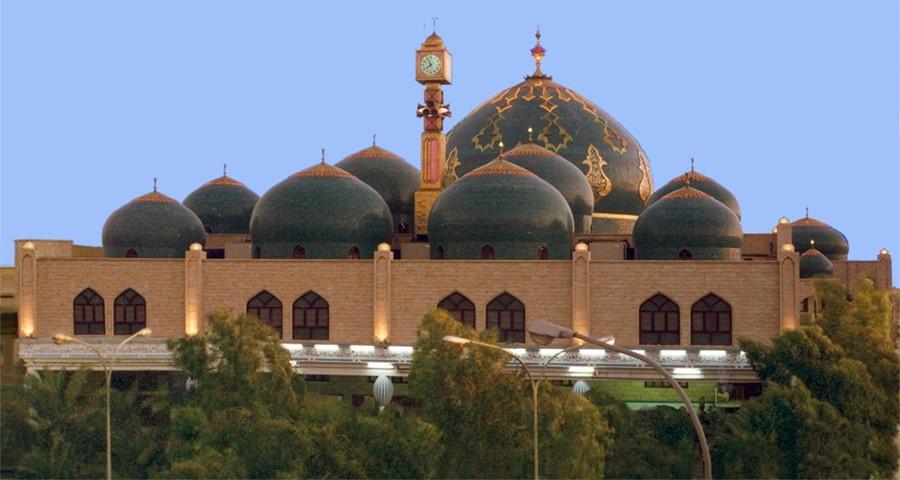 جامع الموسوی الکبیر