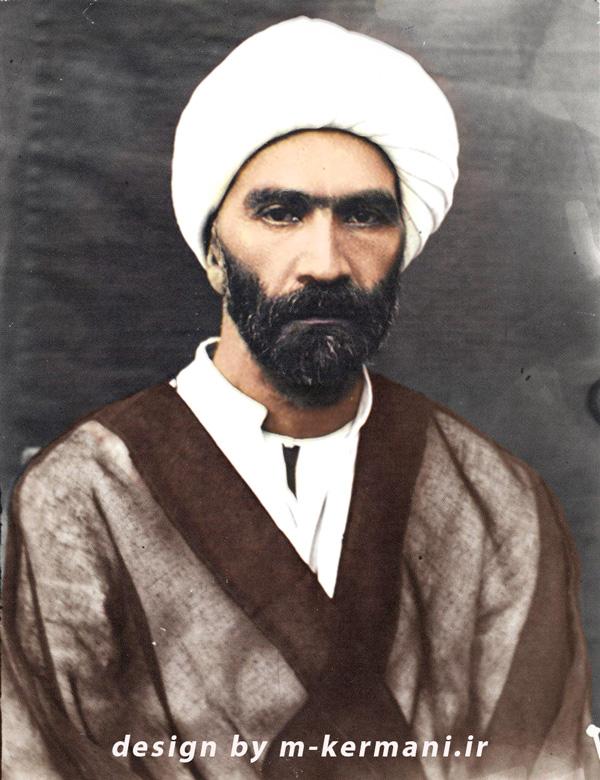 مرحوم آقای حاج ابوالقاسم خان ابراهيمی (اعلی الله مقامه)
