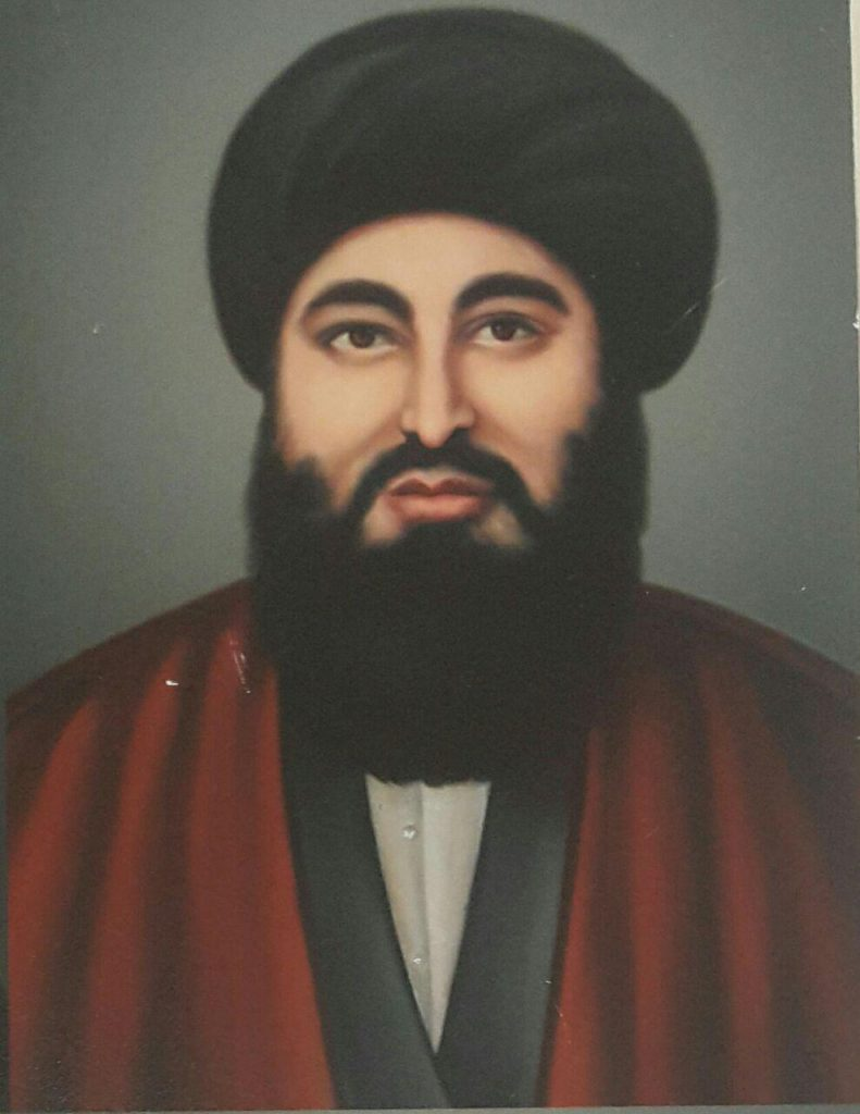 مرحوم سید کاظم رشتی اع