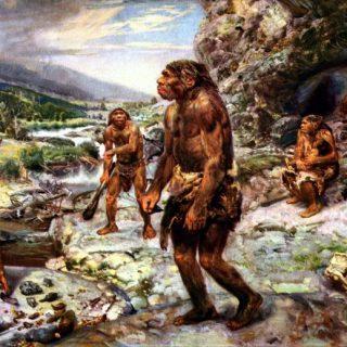 هورقلیا, نسناس, نئاندرتال, قبل از آدم, زمین, خلقت آدم, جن, جان, انسان های اولیه