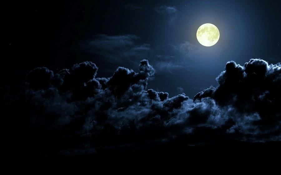 ماه, زنده بودن آسمان ها, خورشید, تسبیح آسمان و زمین, تاثیر افلاک, افلاک