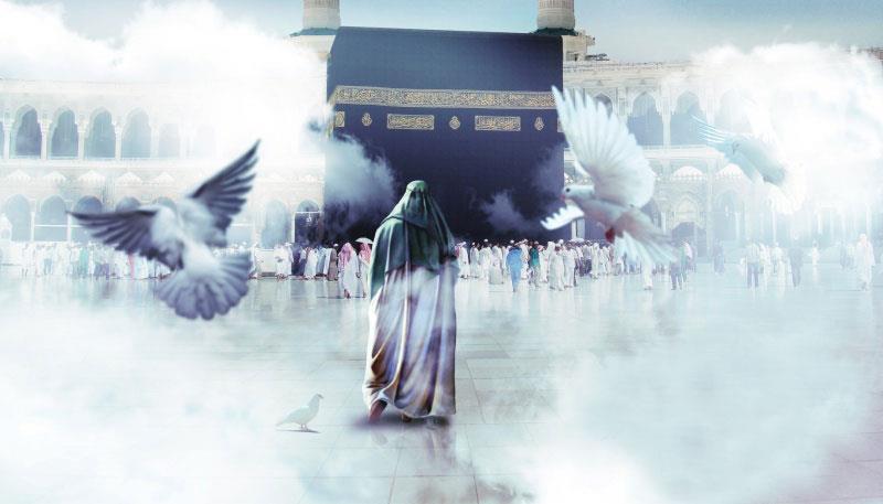 منی, مشعر, عرفات, عباد مخلصین, طواف, سیر و سلوک, چگونه به وصال برسیم, اعمال حج, اسرار مسجد الحرام, اسرار حج