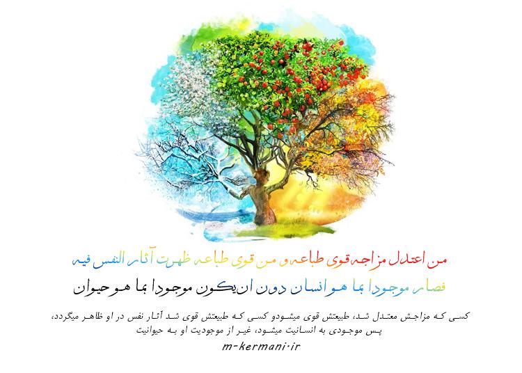 طب الائمه, سلامت بدن در اسلام, سلامت بدن, دستورات طبی ائمه علیهم السلام, اعتدال مزاج, اعتدال در امور